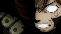 Gildarts enters his serious mode