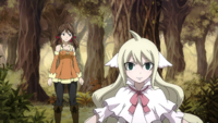 Zera worried about Mavis' bare feet