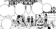 Team Natsu arrives