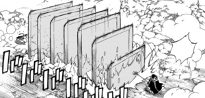 Arlock's Barrier Magic