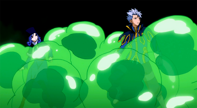 File:Juvia and Lyon inside slime.png