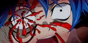 "Jellal is possessed by ""Zeref"""