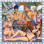 Ścieżka Dźwiękowa Fairy Tail CD 2