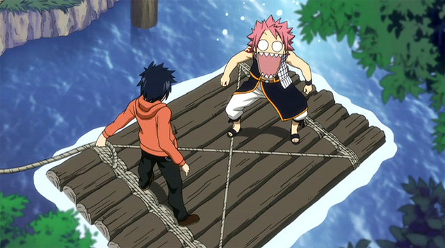File:Natsu trapped by Gray.png