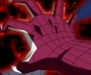 Cobra grabs Natsu