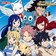 Fairy Tail's main cast