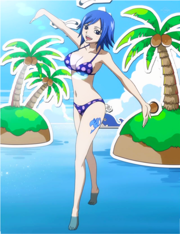 File:Juvia at Miss Fairy Tail Contest.png