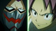 Natsu D. vs. Kama
