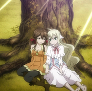 Mavis and Zera together