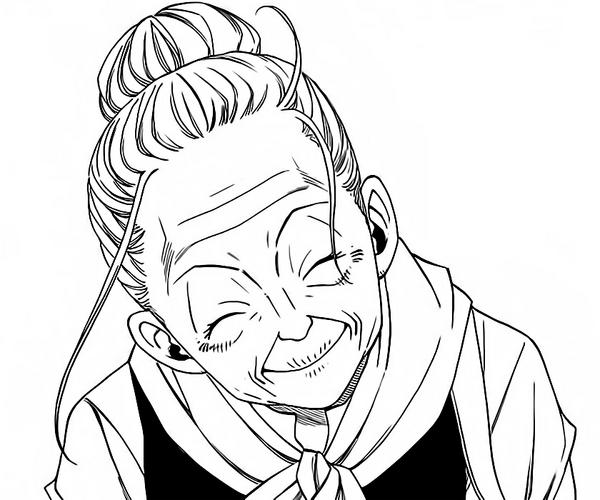 Grandma Ultear