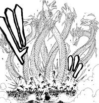 God Serena's Eight Dragons