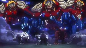 Pandemonium monsters