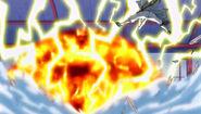 Lightning Fire Dragon's Brilliant Flame