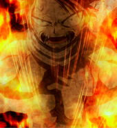 Natsu is ready to win this battle