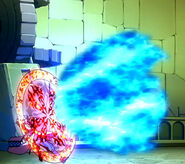 Totomaru's Blue Fire
