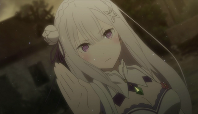 Emilia appears