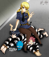 Officer lucy