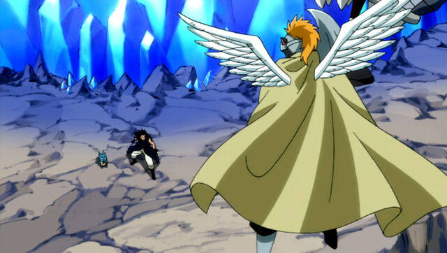 File:Gajeel finds Lily.JPG