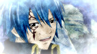 Jellal remembers Erza's hair color