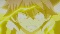Natsu won't give up on his soul