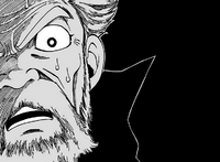 Makarov's reaction to Emperor Zeref