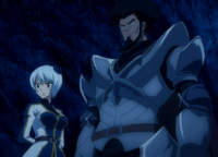 Yukino and Arcadios appear