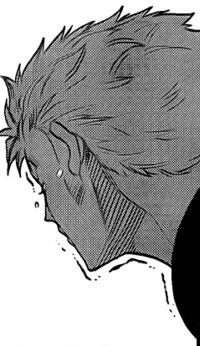Laxus Crying