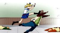 Lucy kick