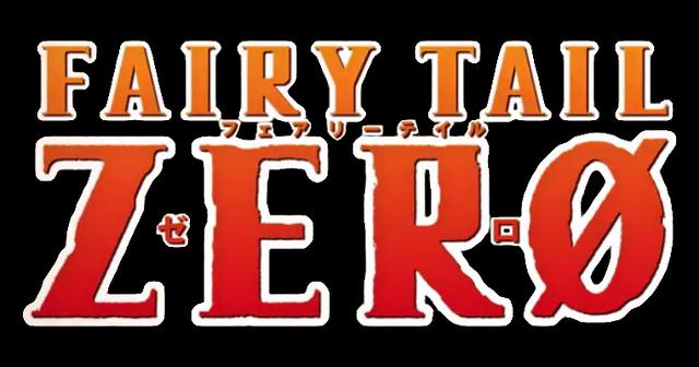 File:Fairy Tail Zero Logo.png
