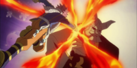 Natsu Dragneel vs. Taurus (Eclipse)