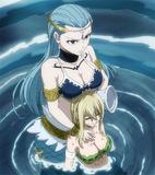 Aquarius is summoned as the third spirit