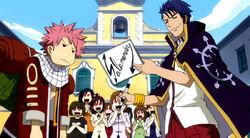 Bora gives Natsu his autograph.jpg