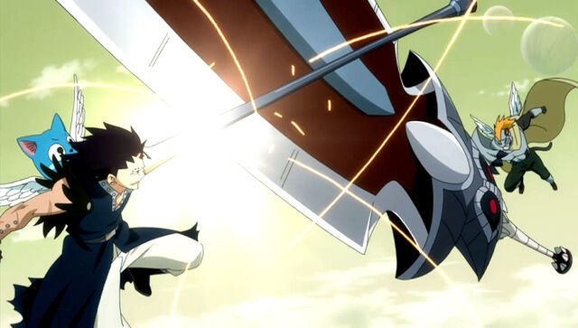 File:Gajeel and Panther Lily clash.JPG