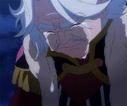 Toma cries
