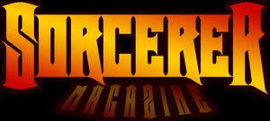 Sorcerer Logo halloween