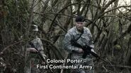 Col Porter 1st Cont Army