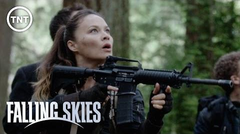 Falling Skies Trailer - End Is Near I TNT