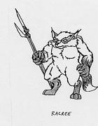 FB8 Burrows Raccoon concept art