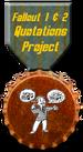 Vault Project Award F1 & 2 quotation