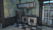 Peabody House Kitchen