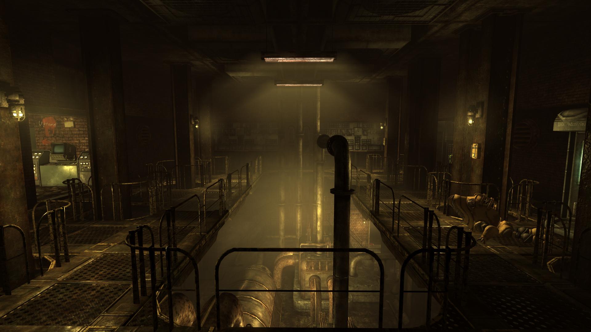The Pitt Underground Fallout Wiki Fandom Powered By Wikia