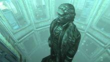 JM Jefferson statue