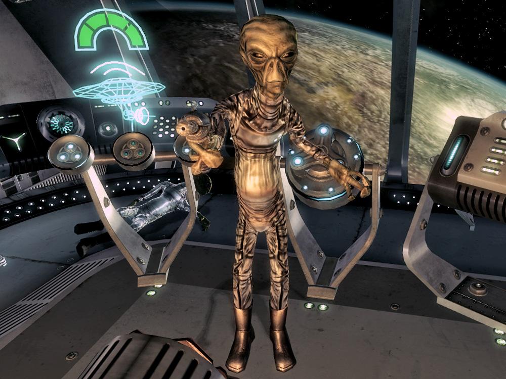 fallout 3 alien robots movie trailer