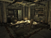 Sewer storage room1