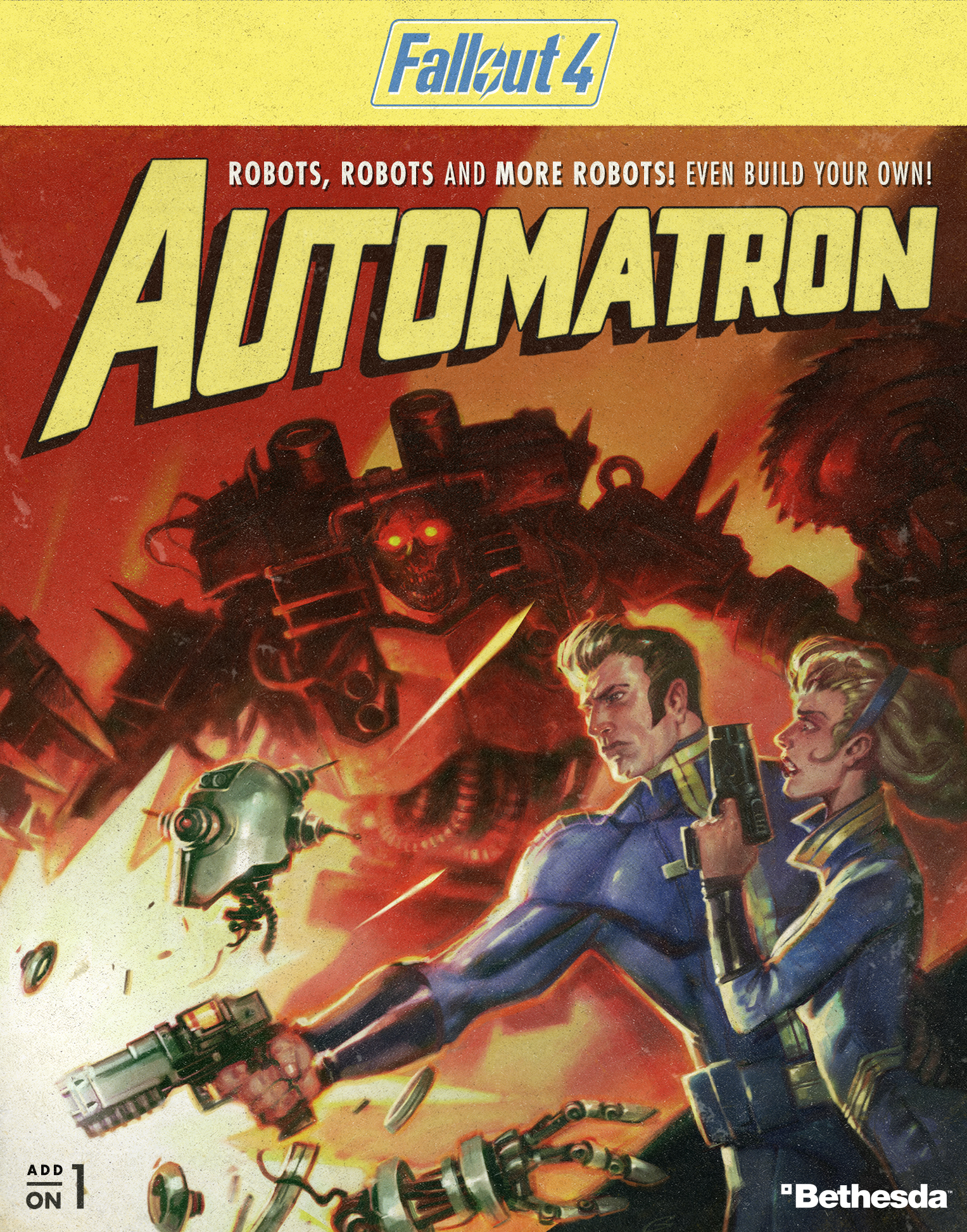Automatron | Fallout Wiki | FANDOM powered by Wikia
