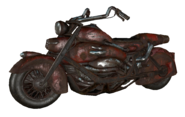 Fo4 post-War motorcycle