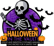 FoS Halloween announcement