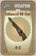 Fos Enhanced BB Gun Card