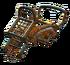 Raider chest piece