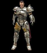 FOT Metal armor render